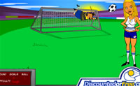 Jeu Foot shootout