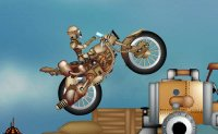 Jeu Rally steampunk