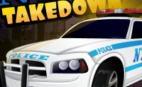 Jeu Takedown voiture de police de new york