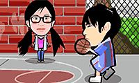 Jeu Basket of love