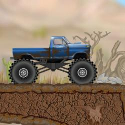 Jeu Viree en monster truck