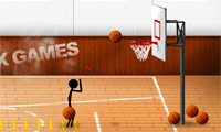 Jeu Stix Basketball