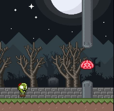 Jeu Flappy zombies
