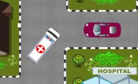 Jeu Super ambulance parking