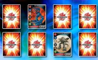 Jeu Bakugan concentration