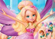 Jeu Barbie puzzle