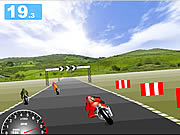 Jeu Course motorcycle
