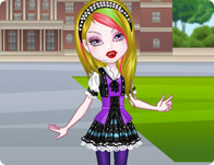 Jeu Emma de Monster high