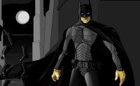 Jeu Batman costume
