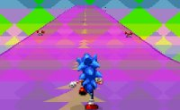 Jeu Sonic ring rush