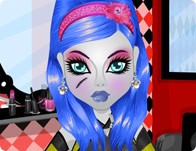 Jeu Nouvelle a Monster High