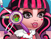 Jeu Chirurgie pour bebe de Monster High