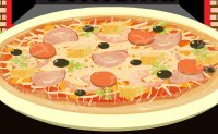 Jeu Decoration de new york-pizza