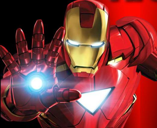 jeu bataille en ville iron man - Jeux D Iron Man