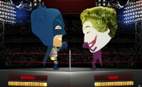 Jeu Boxe Batman contre Joker