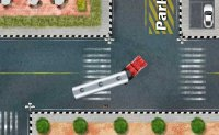 Jeu Camion americain parking 2