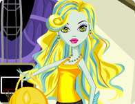 Jeu Habillage Lagoona a Monster High