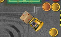 Jeu Parking american forklift