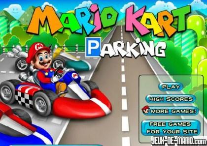 Jeu parking voiture de mario - Jeux info voiture ...