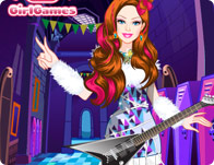 Jeu Barbie a Monster High