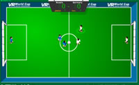 Jeu Foot vr world cup