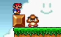 Jeu Super mario flash 3