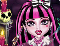 Jeu Draculaura reine de Monster High