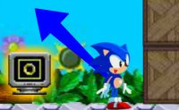 Jeu Sonic spin break