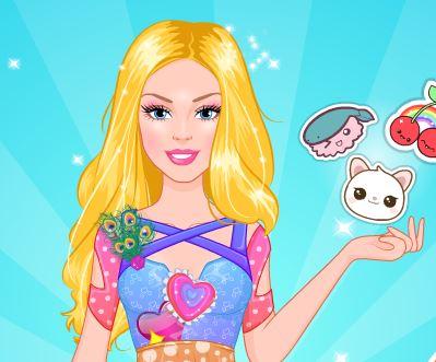 Jeu barbie coiffure - Jeux info barbie ...