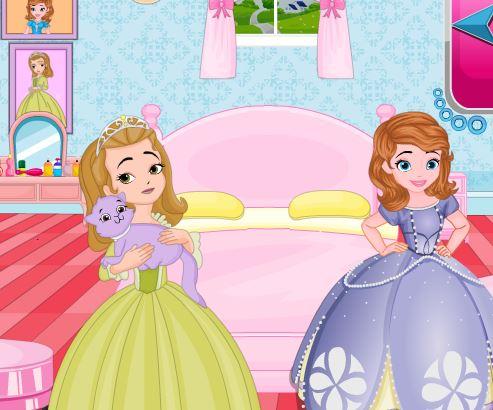Jeu princesse sofia aventure - Jeux de sofia gratuit ...
