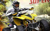 Jeu Super course atv