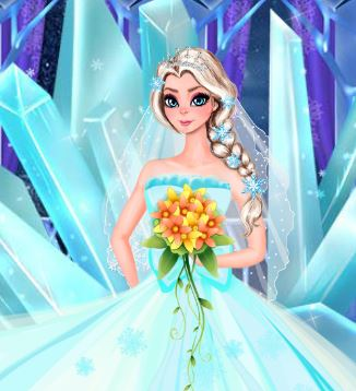 Jeu Elsa marriage parfait