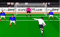Jeu Volley euro foot 2004