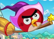Jeu Angry Bird Chateau magique