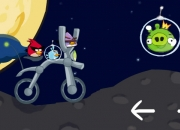 Jeu Angry Birds Space Bike