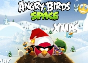 Jeu Angry Birds Space Xmas
