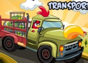 Jeu Angry Birds Transport Camion