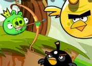 Jeu Bad Pig Defense Angry Birds