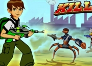Jeu Ben 10 Aliens Kill zone