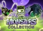 Jeu Ben 10 Galactic Monsters Collection