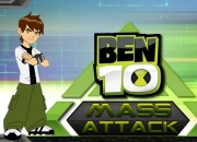 Jeu Ben 10 Mass Attack