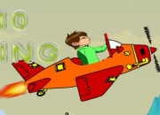 Jeu Ben 10 Shooting en avion