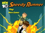Jeu Ben 10 Speed Running