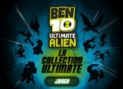 Jeu Ben 10 Ultimate Alien La Collection Ultimate