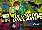 Jeu Ben 10 Ultimatrix unleashed