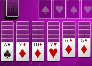 Jeu Black Widow Solitaire