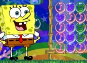 Jeu Bubble Bob l'éponge Fun