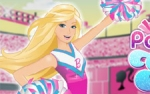 Jeu Cheerleader Barbie