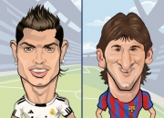 Jeu Cristiano vs Messi