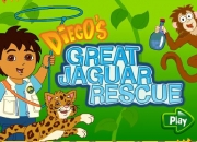Jeu Diego Great Jaguar Rescue